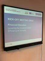 Kick-Off Meeting in Graz